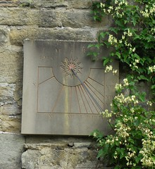 Old Sundial @ East Riddlesden Hall  manor house @ Keighley, West Yorkshire, owned by the National Trust (Columbiantony (Leeds,UK)) Tags: old uk windows england house west building english history television rose stone work buildings river graffiti hall emily ruins 17thcentury yorkshire mason ghost wing ruin medieval haunted east sundial sundials most historical ghosts symbols manor heights paranormal nationaltrust 1915 aire riveraire ruined 16thcentury keighley wutheringheights wuthering charlesi eastriddlesdenhall mosthaunted 1648 royalist riddlesden thenationaltrust thebothy emilybront starkie bronts sharpesjustice medievaltithebarn paranormaltelevision henriettamariaoffrance royalistsymbols royalistsymbol yorkshirerosewindows