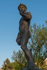2015-05-08 19-48-45.jpg (Jerry7171) Tags: sculpture david statue bronze southdakota downtown unitedstates publicart michelangelo renaissance siouxfalls malenude fawickpark