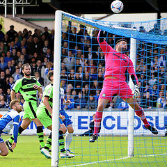 """Bristol Rovers v Forest Green Rovers 030515 • <a style=""""font-size:0.8em;"""" href=""""https://www.flickr.com/photos/125622569@N04/17388997775/"""" target=""""_blank"""">View on Flickr</a>"""