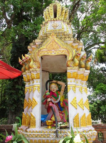 Phra Mae Thorani Goddess