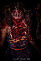 Zomie Walk Bologna (29) (stella_silvia) Tags: italy death hell creepy scream bologna horror fromhell residentevil livingdead zombiewalk zobie italyzombiewalk