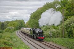 48624 (LMSlad) Tags: black br great central railway lane 280 lms 8f stanier 48624 kinchley