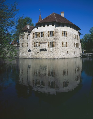 Schloss Hallwyl reflections