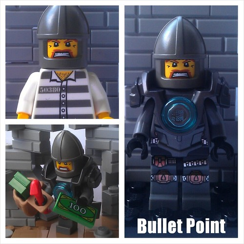 "Bullet Point - ""Create a Villain Contest"" entry"