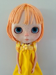 Willy says hello!  She is a Tiina custom Mango I adopted from Tcugumy a few years ago.  She is one of my Grail Girls and I love her so!