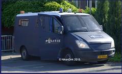 Dutch Police MB K-9. (NikonDirk) Tags: kusters riot politie police nikondirk mercedes dutch nikon cop cops hulpverlening holland netherlands nederland 315 cdi me mobiele brabant oost eenheid foto 58vkv8 07pstk