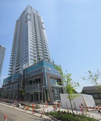 Silver construction progress  May 27th 2015 (D70) Tags: street panorama canada silver for site construction bc may progress highrise burnaby storey residential stitched hdr 27th 38 beresford 2015