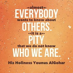 Quote of the Day: Almost Everybody... (Mehdi/Messiah Foundation International) Tags: square quote quotes squareformat spirituality divinity pity selfrealization realisation goodvibes positivity realization quoteoftheday goodvibesonly positivevibes knowingyourself lifequotes iphoneography instagramapp uploaded:by=instagram younusalgohar