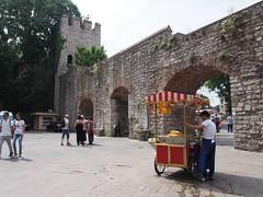 Istanbul (little_duckie) Tags: blue turkey sofia basilica istanbul mosque cistern hagia