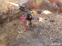 Battle Ostrich (willgalb) Tags: animal war lego battle ostrich minifig irl moc