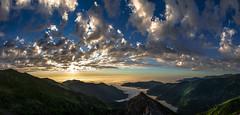 Sunset Panorama (bayramkus) Tags: sunset panorama sun mountain mountains colors trekking landscape climbing mountainside karadeniz rize gnbatm dalar warmcolors cloudsea scak kakar amlhemin kakarlar kakarmountains kakardalar kakarkodzyaylas kackarkocduzuyaylasi dalarsevdamsn bulutdenizi