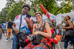 EM-160710-DisabilityPrideNYC-028 (Minister Erik McGregor) Tags: nyc newyork art festival photography march parade awareness visibility inclusion 2016 disabilitypride erikrivashotmailcom erikmcgregor 9172258963 erikmcgregor disabilitypridenyc disabilityparade