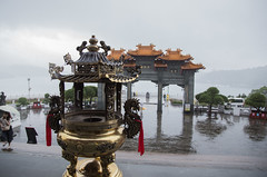 IMG_4138 (Chee Kweng Teoh) Tags: nantou sun moon lake wen wu temple