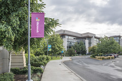 Seattle_Microsoft_HQ_4 (crainnational) Tags: seattle building sign headquarters microsoft wa washingtonstate seattlewa