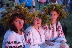 Kiev - Ivan Cupala Festival (Rolandito.) Tags: ukraine kiew kiev ivan iwan ivana cupala girl girls fire
