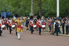 Marching Band Up the Mall (CoasterMadMatt) Tags: city colour london westminster mall band event marching marchingband themall troopingthecolour trooping cityofwestminster london2016 troopingthecolour2016