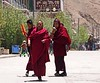 Monks of Sakya Monastery (joeng) Tags: tibet china sakya sakyamonastery landscape monastery people places