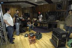 General Studio Activities (omegastudios) Tags: livesoundclass srlp studiob