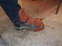 Boot Cover Bits (thorssoli) Tags: schick hydro robotrazor razor sdcc comiccon sandiego conx entertainmentweekly costume suit prop replica hydrorescue schickhydro