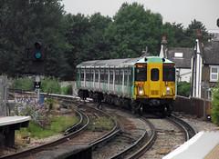 Selhurst, 29.7.16 (Tony's Trains and Buses) Tags: 455 selhurst