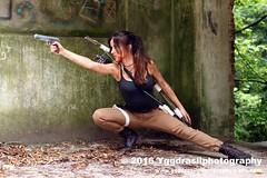 Tomb Raider Shoot with Annick 24 (berserker244) Tags: yggdrasilphotography60072016 guerrillaphotography yggdrasilphotography evandijk annick annickscosplay laracroft tombraider riseofthetombraider grebbeberg rhenen