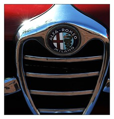 Alpa - Romeo /  Milano (Ruud Onos) Tags: nationale oldtimerdag lelystad nationaleoldtimerdaglelystad ruudonos oldtimerdaglelystad havhistorischeautomobielverenigingnederland
