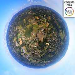 Ernani from Brazil submitted a whopping 40 planets to our Facebook page throughout July, including this epic drone shot which looks like a green ball of yarn! For his awesome contribution, he wins a 360 t-shirt. Congratulations Ernani! (LIFEin360) Tags: lifein360 theta360 tinyplanet theta livingplanetapp tinyplanetbuff 360camera littleplanet stereographic rollworld tinyplanets tinyplanetspro photosphere 360panorama rollworldapp panorama360 ricohtheta360 smallplanet spherical thetas 360cam ricohthetas ricohtheta virtualreality 360photography tinyplanetfx 360photo 360video 360