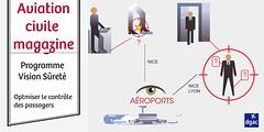 vision surete passagers (dgac_fr) Tags: aviation magazine manifestations ariennes biocarburant aroport surt passager
