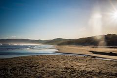 Aireys Inlet, Great Ocean Road. (Liz McMahon) Tags: greatoceanroad aireysinlet beach sand thegoldenhour winterinaustralia winteratthebeach nikond750 50mmprime