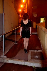 (60anhour) Tags: pauline franaise girl lady woman pretty femme sexy dress robe vieuxnice oldnice nice france sud southoffrance sudfrance 18ans 18yo 18yearsold solitude tristesse dsespoir grandeur sadness sad bad brilliant
