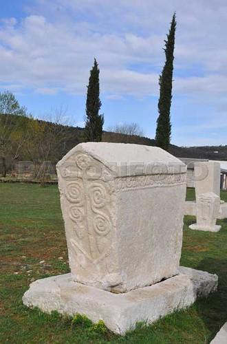 Radimlja  - nekropolisz23