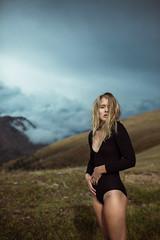 Audrey (Amos H.) Tags: girl beauty natural colorado denver outdoors mountains rain storm snow hail portrait canon
