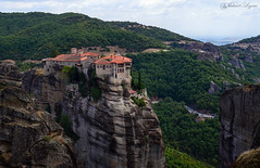 The Sacred Monastery of Varlaam (Vladimir Lazarov) Tags: monastery meteora orthodox