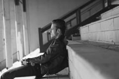 (kjj.photo) Tags: bw vintage punk baseball stadium greaser abaondoned