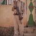 Guard in Somaliland