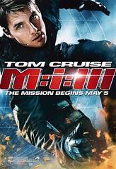 Mission: Impossible 3 (2006) มิชชั่น:อิมพอสซิเบิ้ล ภาค 3