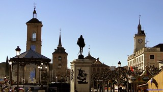 Plaza de Cervantes (Alcalá de Henares)