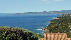 Boulouis Panorama (hans pohl) Tags: france landscapes sunny var paysages mditerrane saintraphal ensoleill