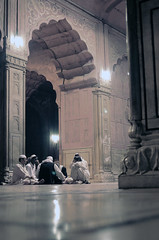 Not so religious rendezvous (Amima Sayeed) Tags: travel india love delhi mosque rendezvous mughal throwbackthursday jamaamasjid