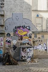 Zoo Project - Wazo - Outilspirals - Fred Le Chevalier - Gzup - HOPNN - Muga - Sobr - Combo - Taosuz (Ruepestre) Tags: combo muga wazo zooproject sobr gzup fredlechevalier toasuz