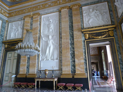 Reggia Caserta - Bourbon royal palace, state rooms (11)
