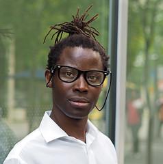 Dominique (jeffcbowen) Tags: street toronto stranger dominique thehumanfamily