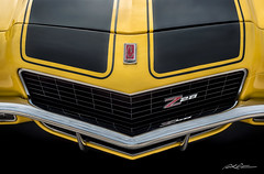 Z Details (DL_) Tags: chevy camaro z28 classic musclecar sportscar panasoniclumixdmcg3