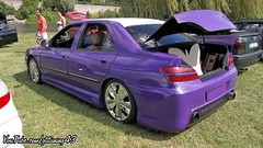 PEUGEOT 406 (gti-tuning-43) Tags: peugeot 406 tuning tuned modified modded meeting show expo aurecsurloire 2016 cars auto automobile voiture