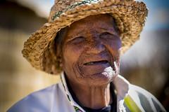 Grandpa (Mustafa Kasapoglu) Tags: faces portrait titicaca puno peru oldman old