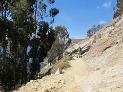 "Lac Titicaca: l'Isla del Sol <a style=""margin-left:10px; font-size:0.8em;"" href=""http://www.flickr.com/photos/127723101@N04/27975171853/"" target=""_blank"">@flickr</a>"