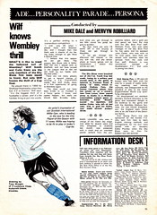 Coventry City vs Grimsby Town - 1973 - Page 11 (The Sky Strikers) Tags: coventry city grimsby town highfield road sky blue official magazine fa cup to wembley 8p
