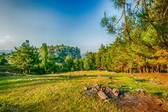 Mersin - Ayvagedii - 1 (omardaing) Tags: yellow landscape nature blue green manzara doa summer outdoor turkey mersin pentax k10d turkiye trekking tamron 1024mm