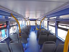 ML BYD1472 - LJ16EZN - TOP DECK 3 - REGENT STREET - SUN 3RD JULY 2016 (Bexleybus) Tags: street bus buses festival by design july 98 led route your dreams regent tfl 2016 metroline byd duild elrctric comfortdelgro k8sr lj16ezn byd1472
