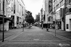 Köln: menschenleer 7/11